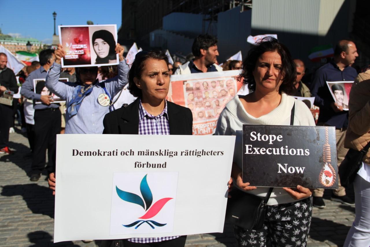 Nej till avrättningar